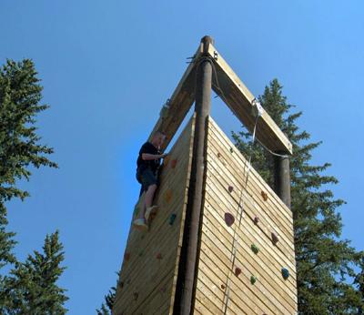 Rock wall kamp kinship